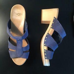 UGG Jennie heeled clog sandals 👡